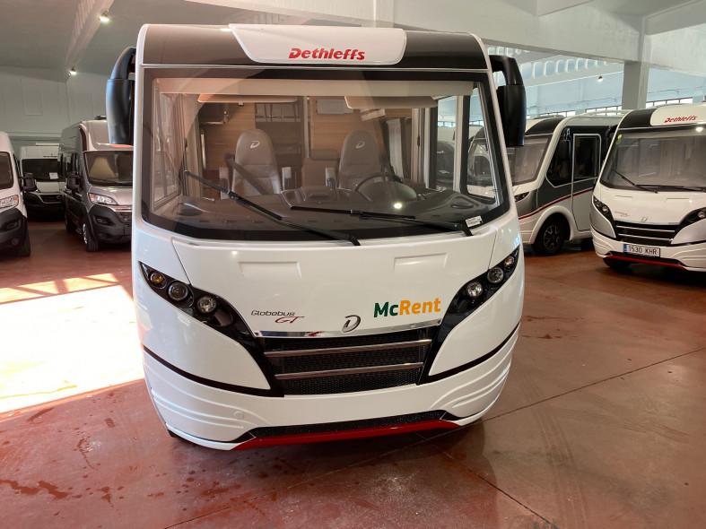 Dethleffs Globebus I7 - Alquiler...