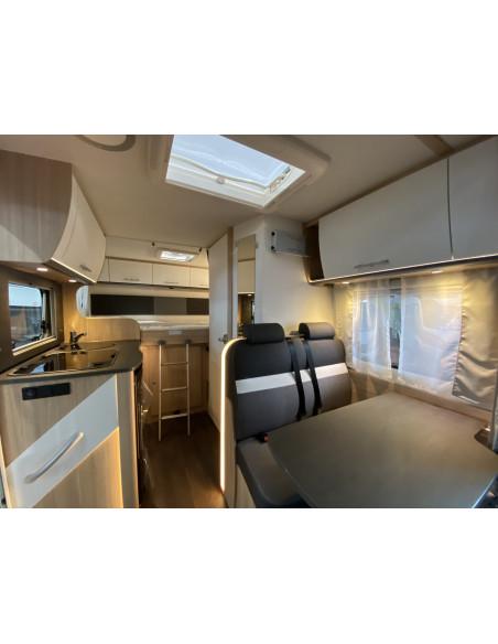 Sunlight T60 interior