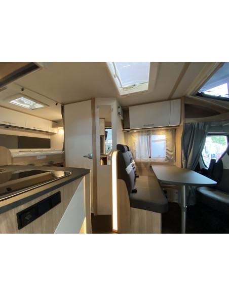 Sunlight interior autocaravana