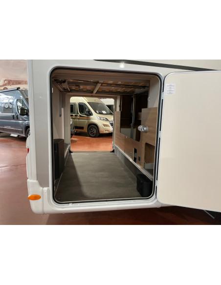 comprar autocaravana Dethleffs Trend I7057 cama isla