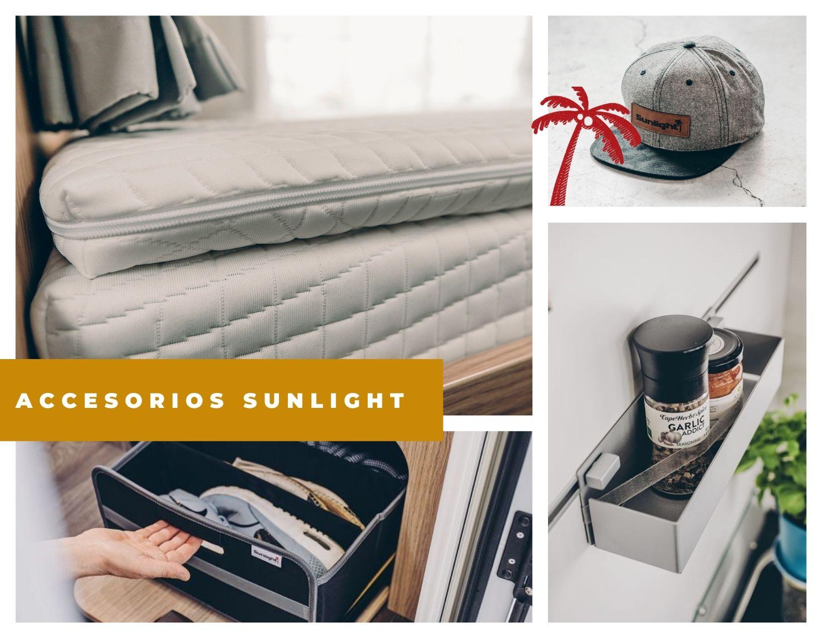 Accesorios originales Sunlight