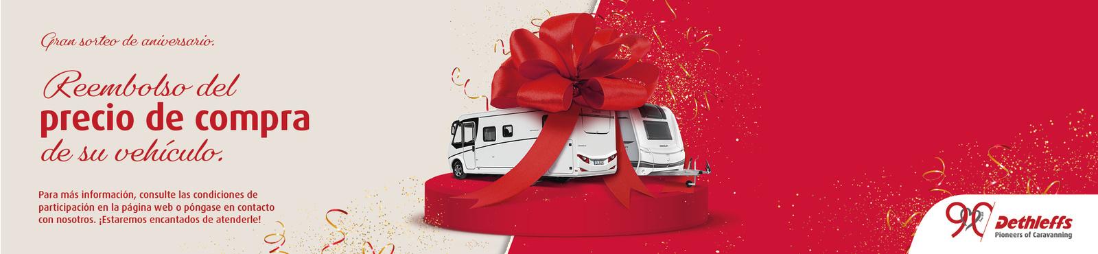 Venta de autocaravanas, Alquiler de autocaravanas y campers
