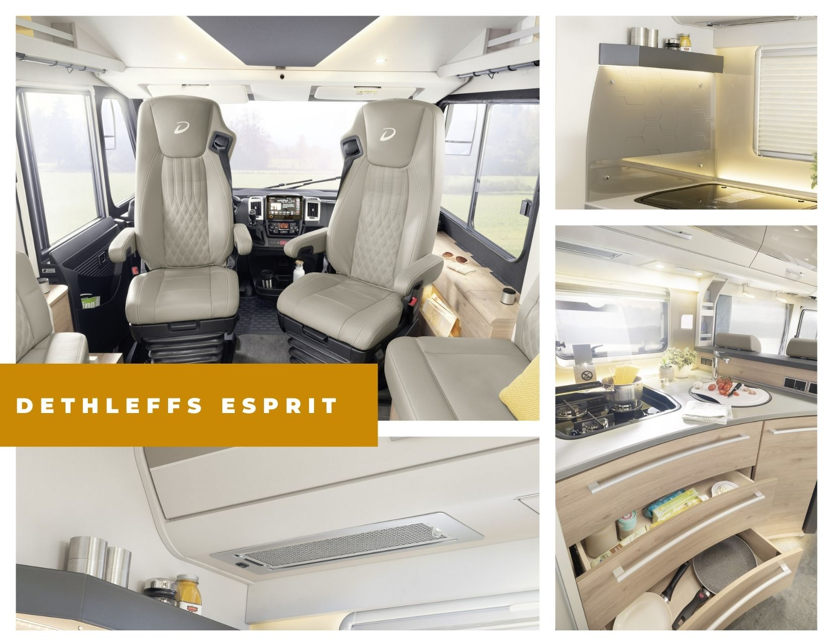Dethleffs Esprit interior